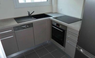 Rénovation d'une cuisine à Cergy image 2