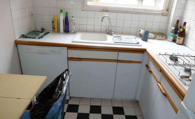 Rénovation d'une cuisine à Cergy image 4