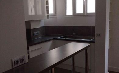 Rénovation d'une cuisine à Eaubonne image 2
