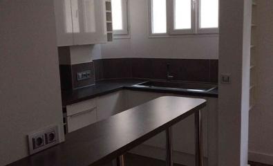 Rénovation d'une cuisine à Eaubonne