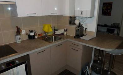 Rénovation totale d'une cuisine à Beauchamp image 2