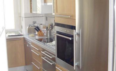 Rénovation totale d'une cuisine à Montmorency image 3
