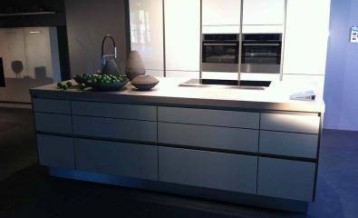 Rénovation totale d'une cuisine avec façade laquée