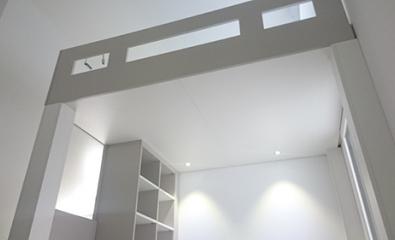 Création d'une mezzanine sur mesure