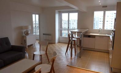 Rénovation complète d'un appartement à Ermont