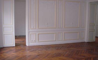 Rénovation d'un appartement en peinture image 2