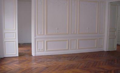 Rénovation d'un appartement en peinture