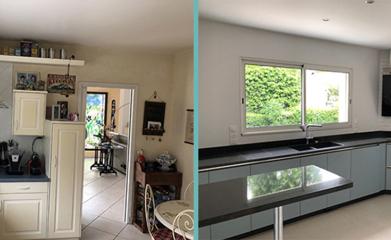Rénovation d'une maison à Nogent sur Marne image 3