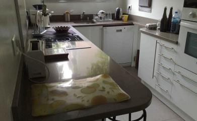 Rénovation totale d'une cuisine à Saint-Leu-la-Fôret image 4
