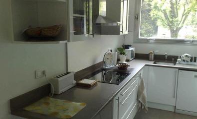 Rénovation totale d'une cuisine à Saint-Leu-la-Fôret