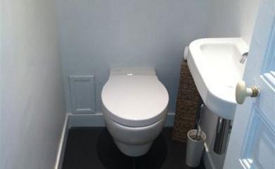 Rénovation d'un WC à Montmorency image 3