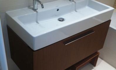 Rénovation d'une salle de bain à Pontoise