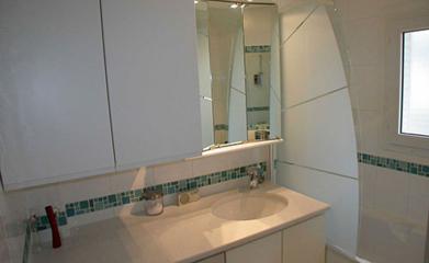 Rénovation d'une salle de bains à Eragny image 3