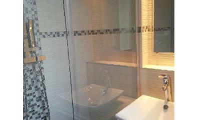 Rénovation d'une salle de bains à Eragny