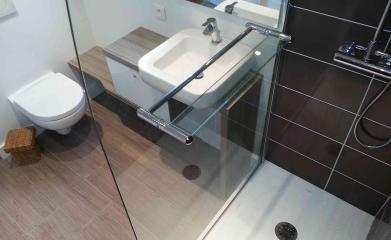 Rénovation d'une salle de douche à Cergy image 3