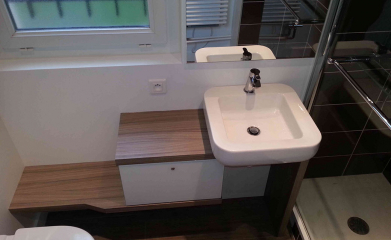 Rénovation d'une salle de douche à Cergy image 4